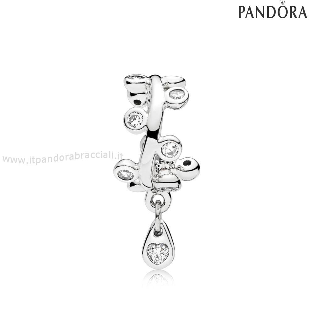 Offerte Pandora Cheelier Droplets Distanziatore Fascino