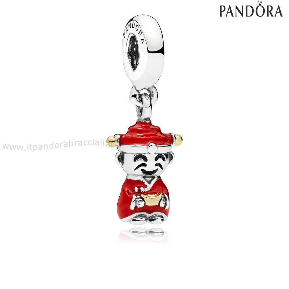 Offerte Pandora Fortune And Luck Hanging Charm
