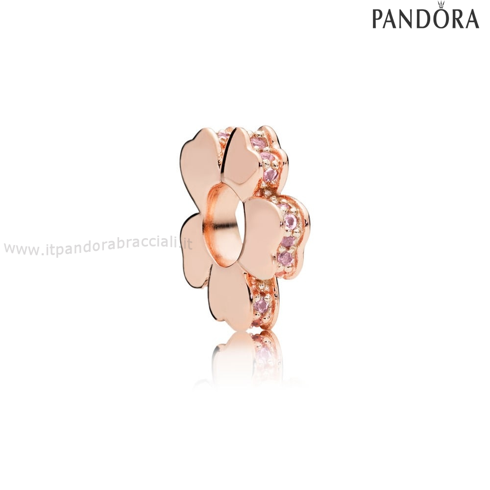 Offerte Pandora Pandora Rose Wildflower Prato Spacer Fascino