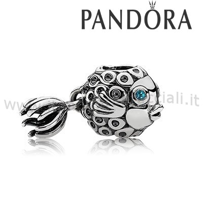 Offerte Pandora Splish Splash Deep Blue Topaz